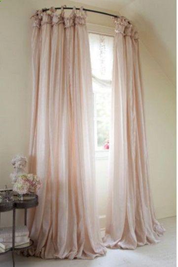Beautiful Curtain Princess Design Ideas 7