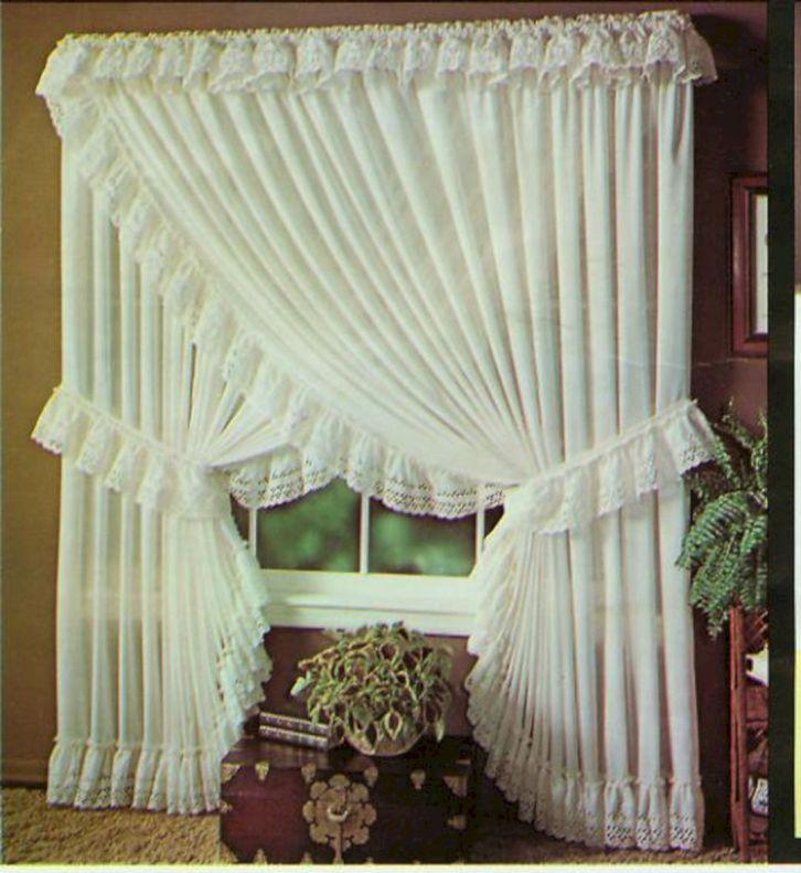 Beautiful Curtain Princess Design Ideas 8
