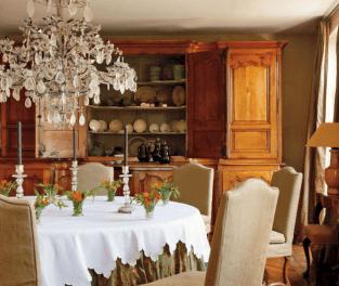 Belgian Countryside Interior Design