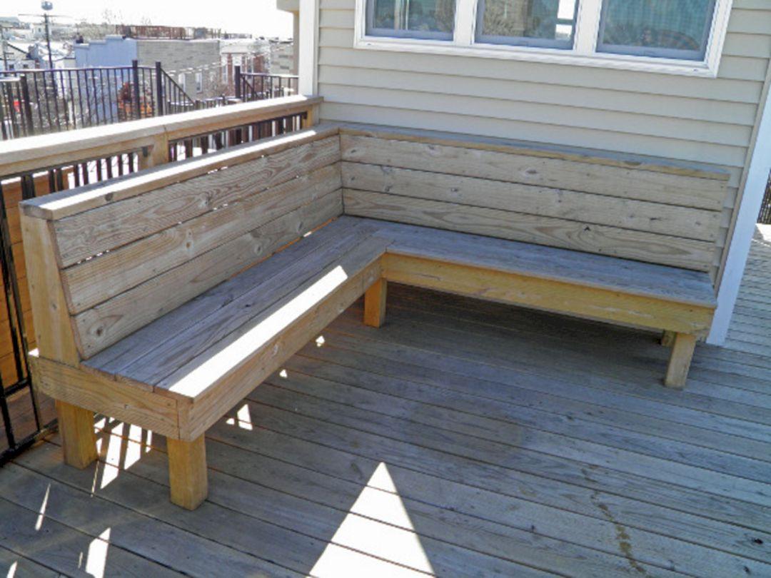 Bench Seating Design