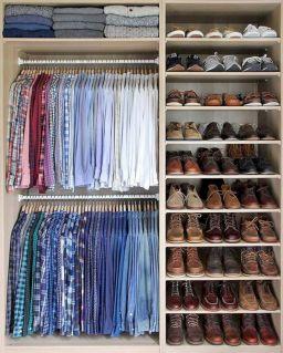 Best ideas about Man Closet 24