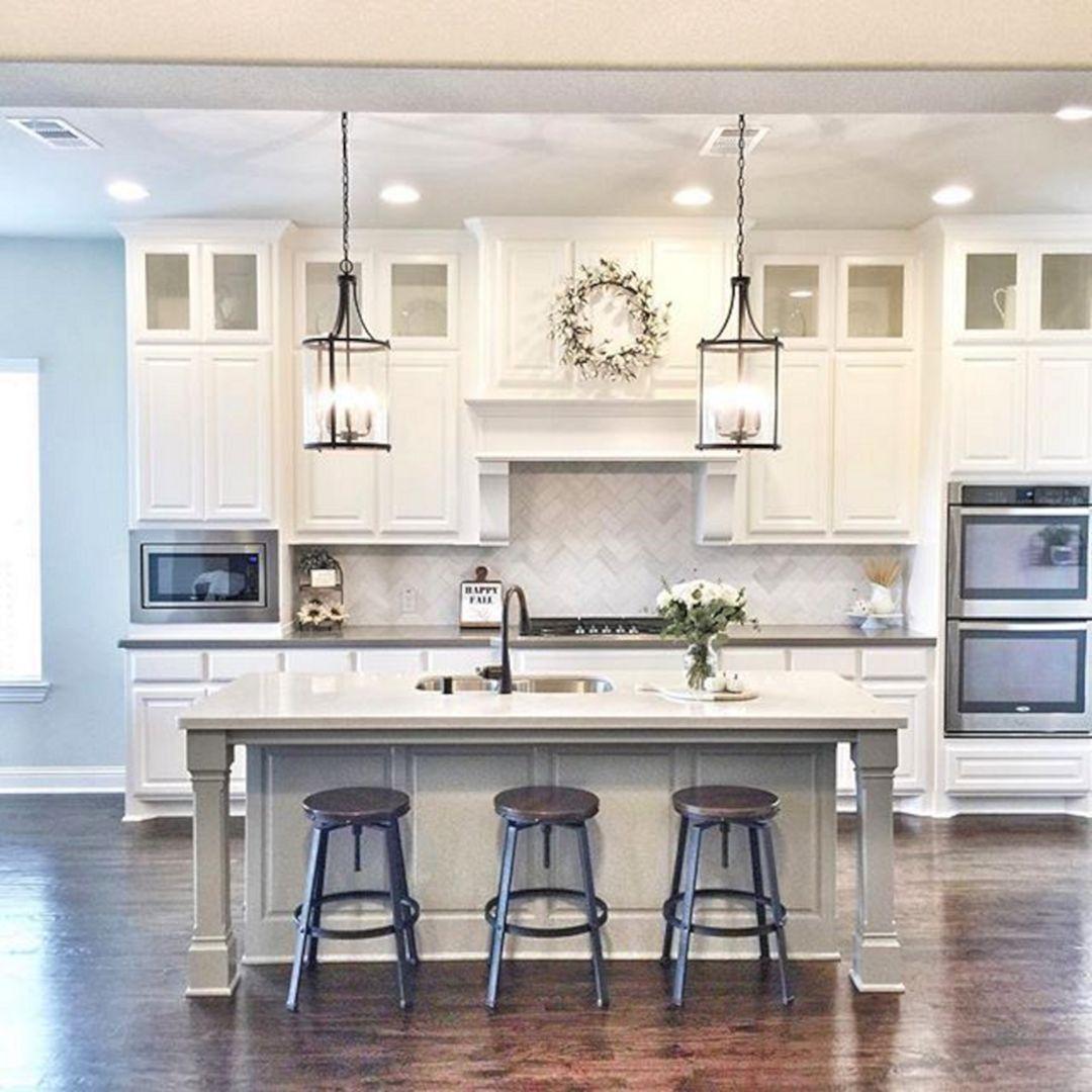 Wonderful Microwave Cabinet Design Ideas - DECOREDO