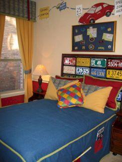 Car Themed Bedroom Boy