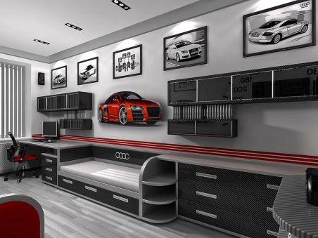 Car Themed Bedroom Ideas