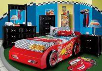 Disney Car Bedroom