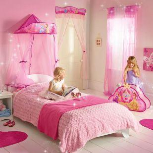 Disney Princess Bed Canopy Girls