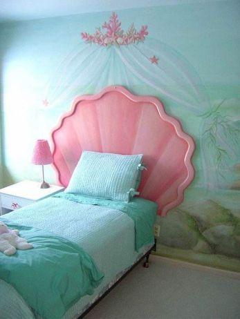 Disney Princess Bedroom Sets for Little Girls