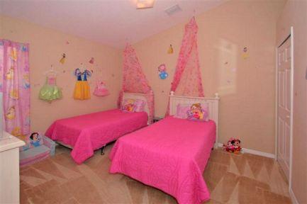 Disney Princess Room Decor Idea