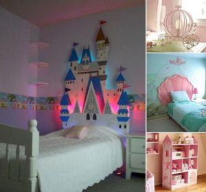 Disney Princess Sweety Room Decor Ideas
