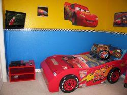 Disneys Cars Themed Bedroom