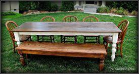 Farm Table Plans