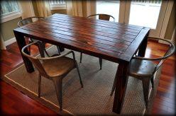 Farmhouse Dining Room Table
