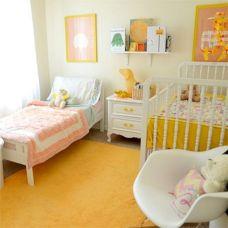 Gender Neutral Colors for Shared Kids Room