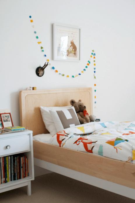 Gender Neutral Kids Room Decor