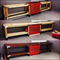 Good Ideas About Garage Workbench No 32