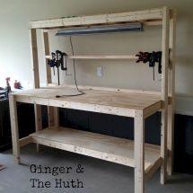Good Ideas About Garage Workbench No 34