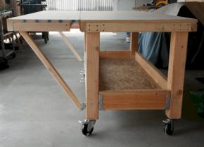 Good Ideas About Garage Workbench No 42