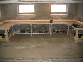Good Ideas About Garage Workbench No 43