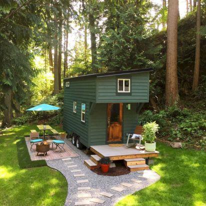 Guemes Island Tiny House