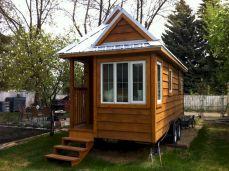 Home Tiny House Whells