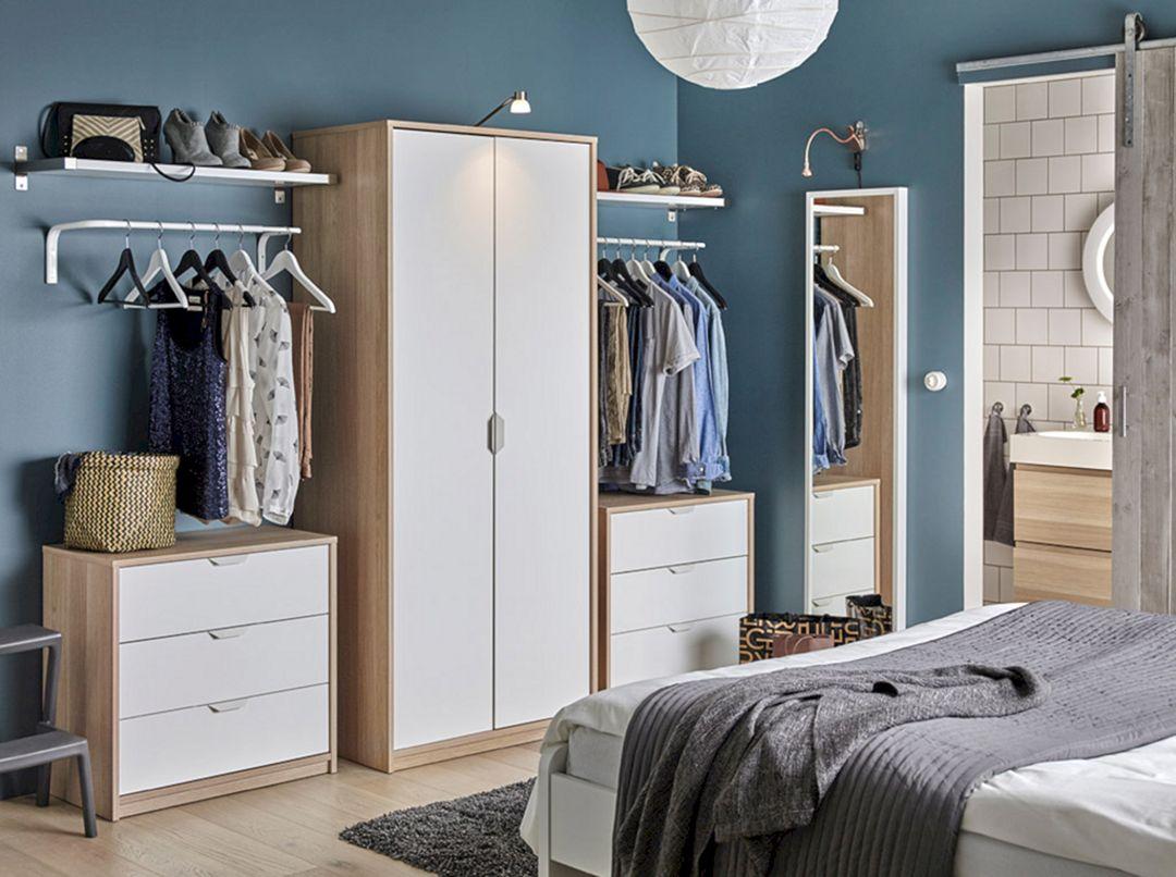 Ikea Small Bedroom Storage Ideas Decoredo