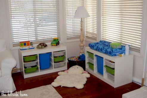 IKEA Toy Room Organization Ideas