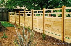 Ideas Fence Design