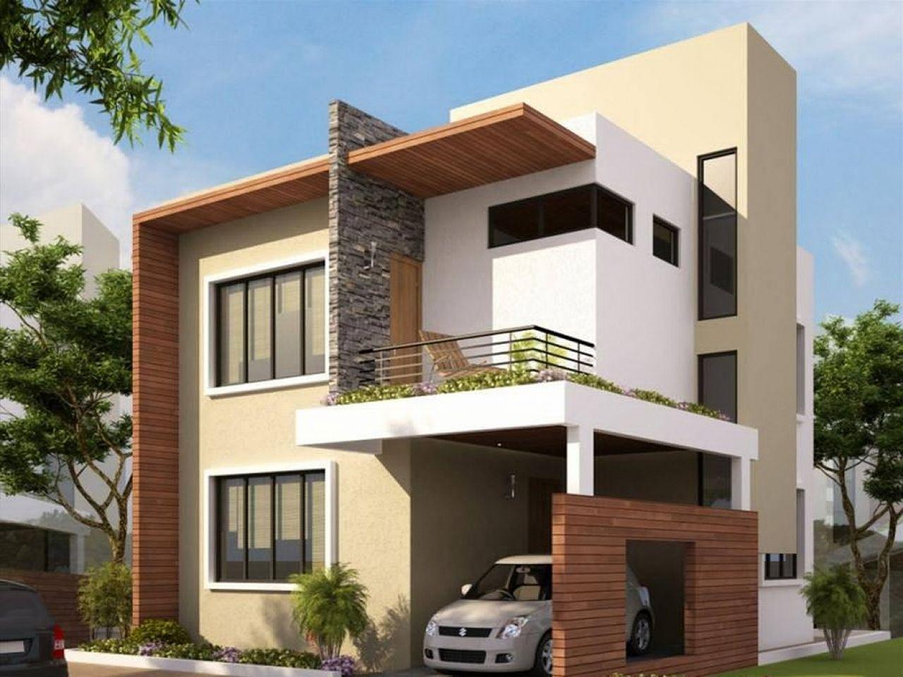 Mid century modern exterior house paint colors decoredo - Modern exterior house colors ...