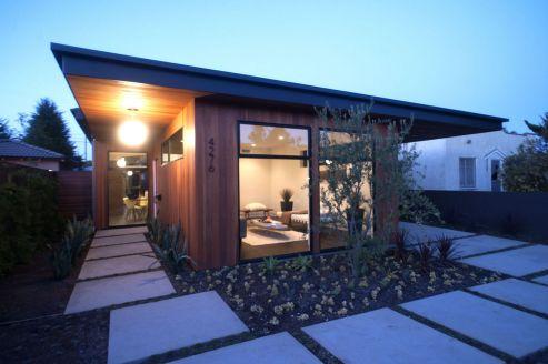 Mid Century Modern Home Exterior Idea