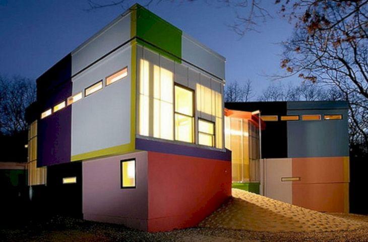 Modern House Paint Colors
