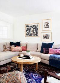 2101 Cozy Sofa Pillow Ideas For Awesome Living Room  DECOREDO