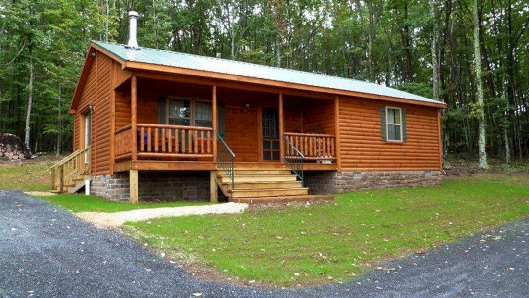 24 X 24 Hunting Cabin Floor Plans – DECOREDO