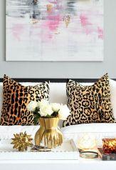 3201 Cozy Sofa Pillow Ideas For Awesome Living Room