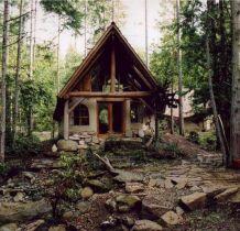 A Frame Cob Cottage
