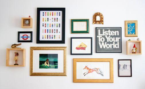 Art Galleries Walls Images
