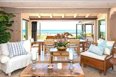 Beach House Living Room Idea