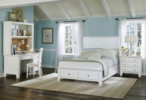 Beach Style Bedroom Furniture