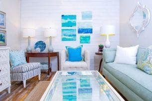 Beach Theme Living Room Ideas