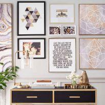 Beautiful Gallery Wall Ideas