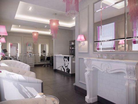 Beauty Salon Interior Design 2