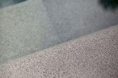 Black and Grey Pool Tiles