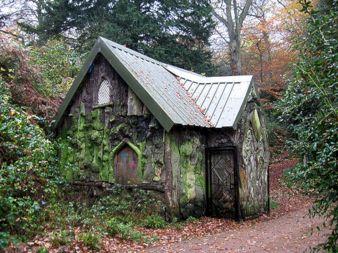 Blaise Rustic Cottage