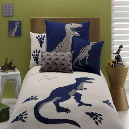 Boy Dinosaur Bedding Set