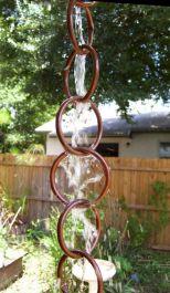 Copper Rain Chain DIY