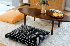 DIY Floor Pillow Cushions