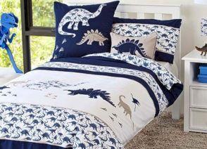 Dinosaur Kids Bedding by Whimsy