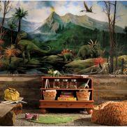 Dinosaurs Wall Mural Bedroom