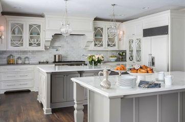 Double Island Kitchen Design