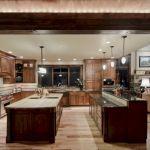 Double Island Kitchen Designs