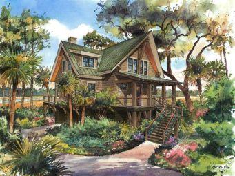 Dream Home 2013 Floor Plan
